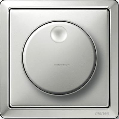 Elektricheskii vykliuchatel s dimerom