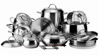 Кухонная посуда. Виды и применение. Особенности и материал