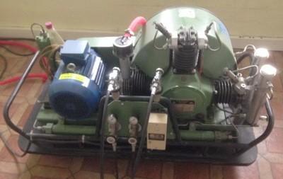 Bytovoi kompressor gazovyi