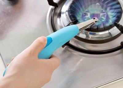 Зажигалка для газовой плиты. Виды и работа. Особенности