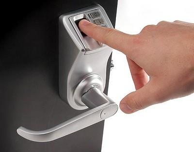 Elektronnye zamki biometricheskie