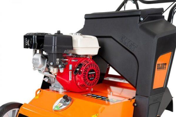 ELIET DZC 450 - masina de suprainsamantat - motor Honda