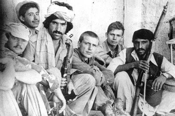 Военная служба в Афганистане