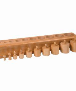 Cylinder block no. 1 - Nienhuis Montessori