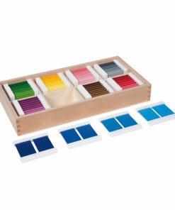Color box of 23 pairs - Nienhuis Montessori