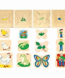 Growth/Life cycle puzzles - Educo