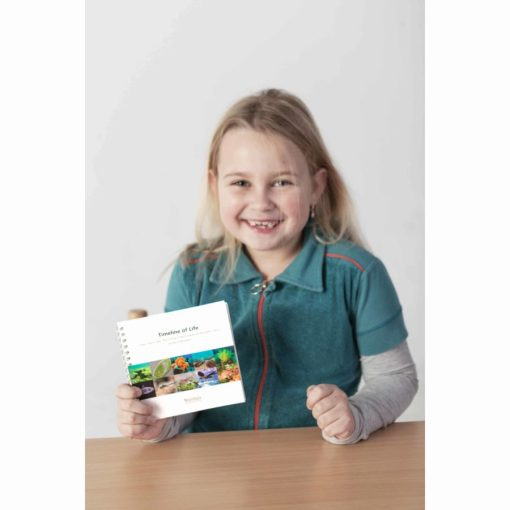 The great cosmic tale booklets - Nienhuis Montessori