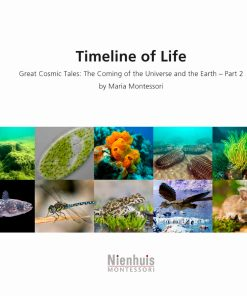 Booklet: The timeline of life - Nienhuis Montessori