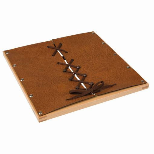Shoe lacing dressing frame - Nienhuis Montessori