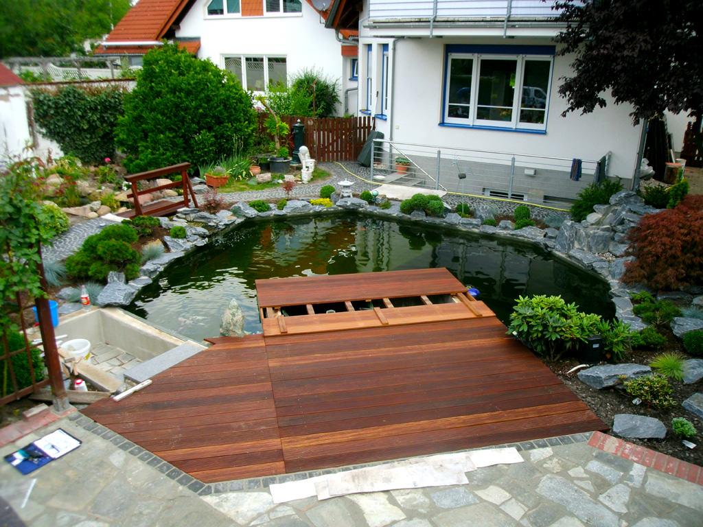 Tara Teich Garten  Teichbau Landschaftsbau Galabau