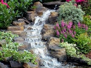 Bachlauf  Wasserfall  Teichfolien24de s Blog  Garten