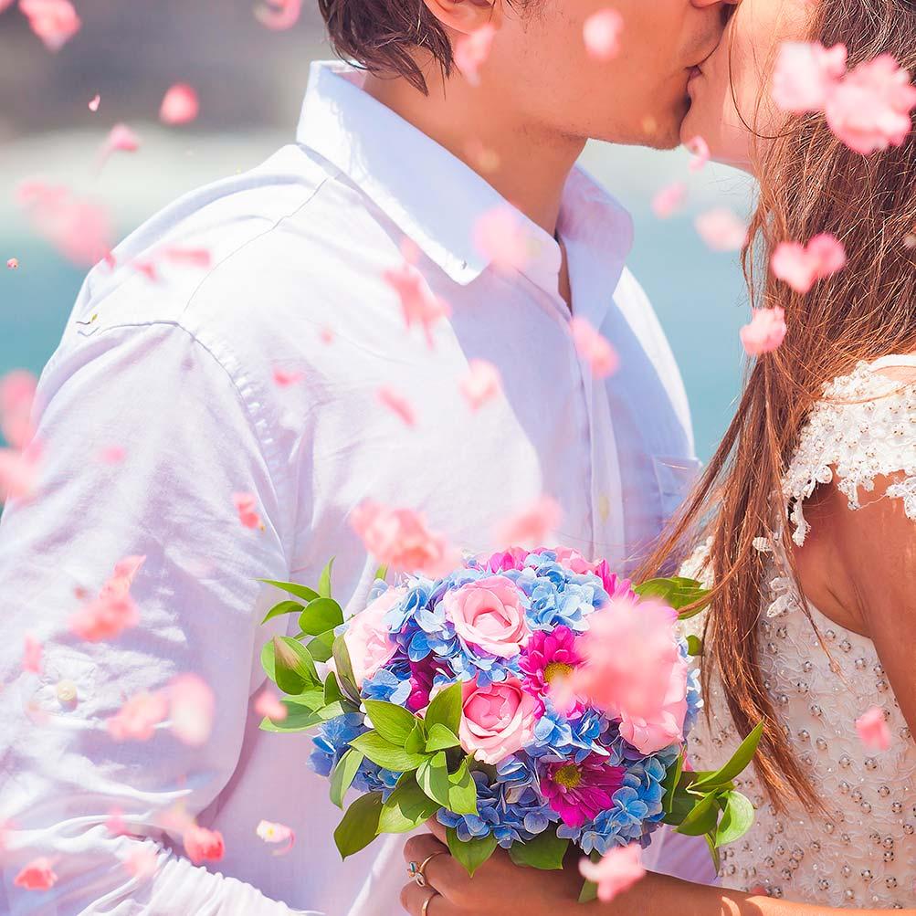 Hochzeit feiern im Teichhaus Bild © shutterstock | Pavel_Ilyukhin