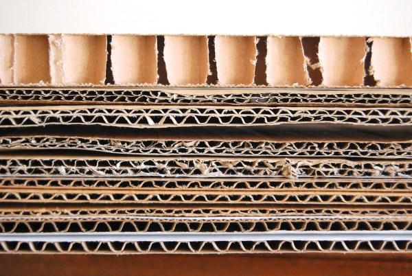 Cardboard Flute Types