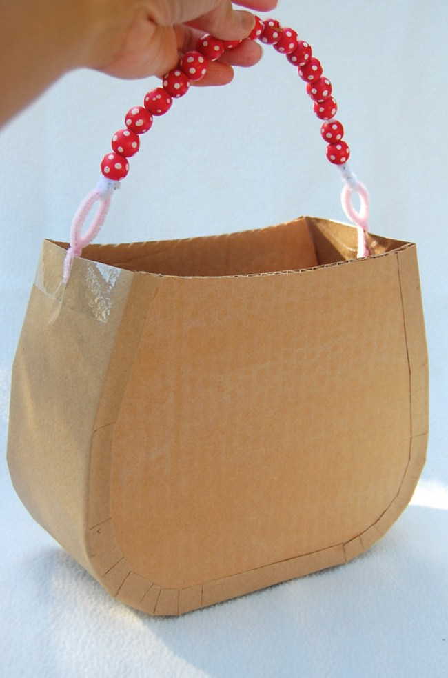 Cara Membuat Tas Dari Barang Bekas Beserta Gambarnya : membuat, barang, bekas, beserta, gambarnya, Mudah, Membuat, Cantik, Kardus