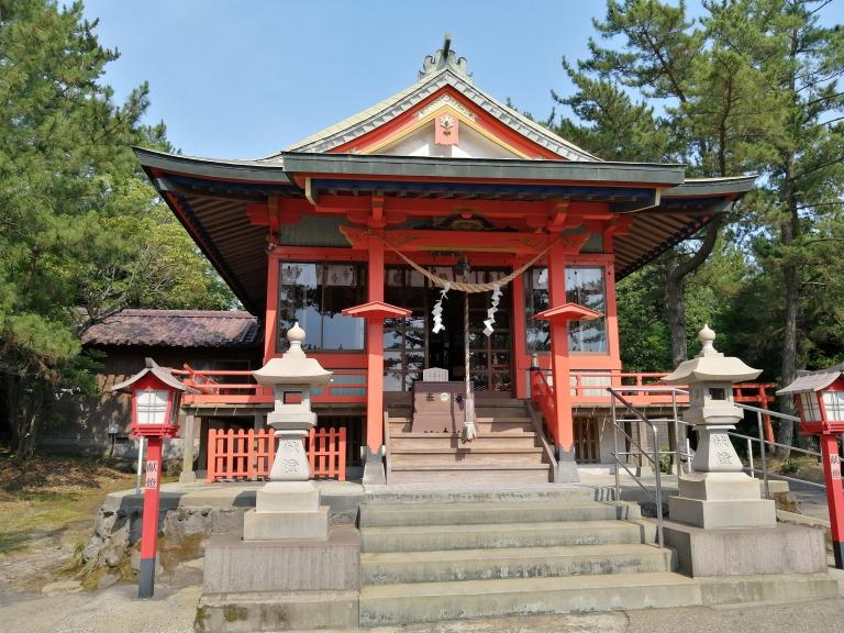 桜島月讀神社⑪