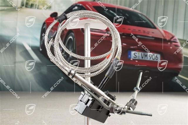 teile com exhaust gas temperature sensor sender turbo mk2 new 911 997 202 00 exhaust system turbo 9a160625007