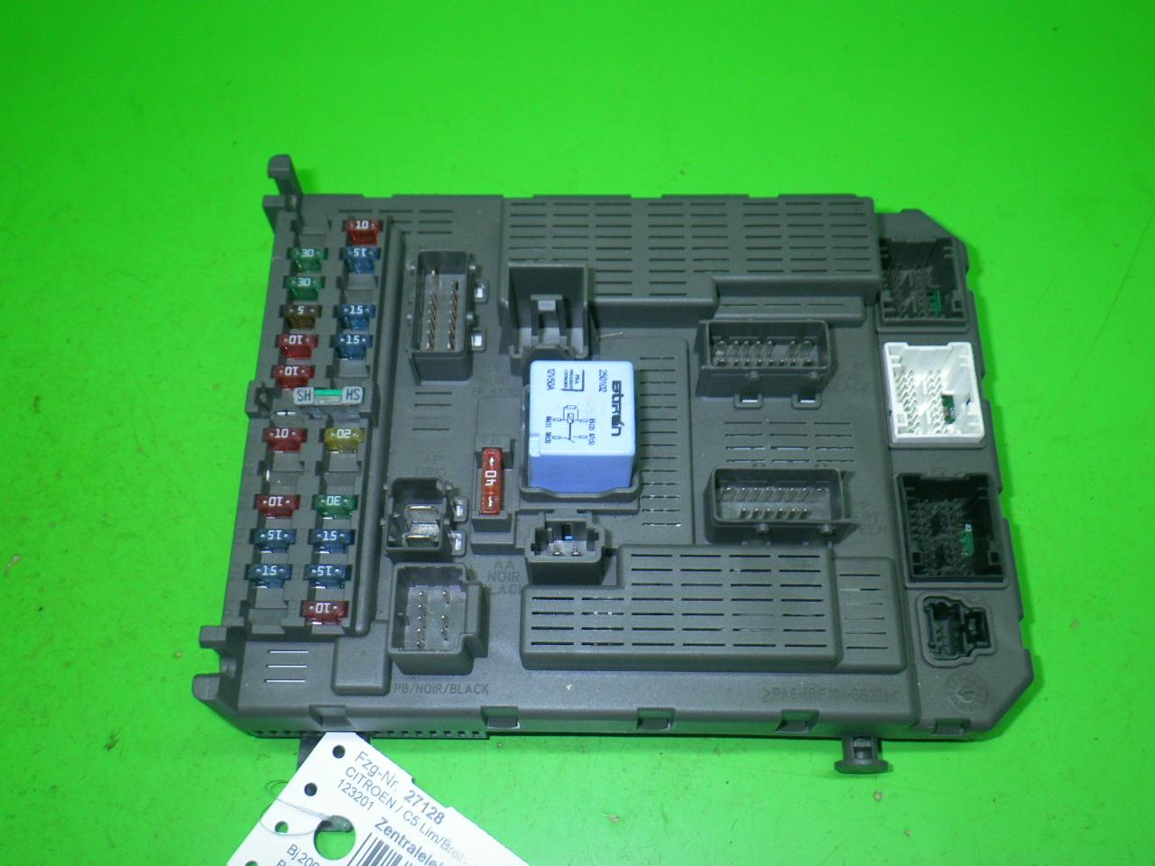 hight resolution of fuse box citro n c5 i break de