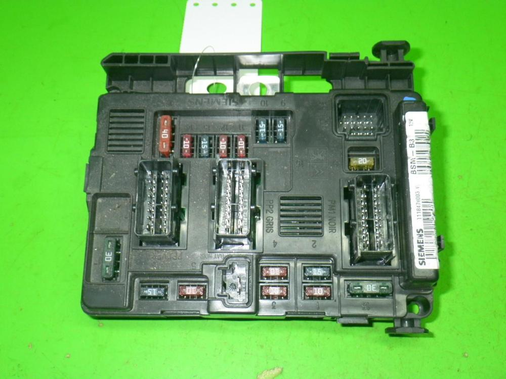medium resolution of fuse box citro n c5 i break de