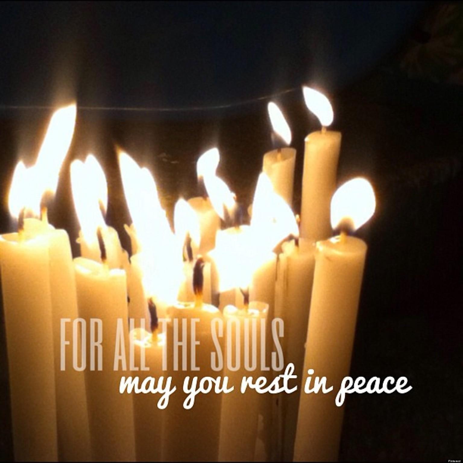 Sunday Reflection All Souls Day November 2
