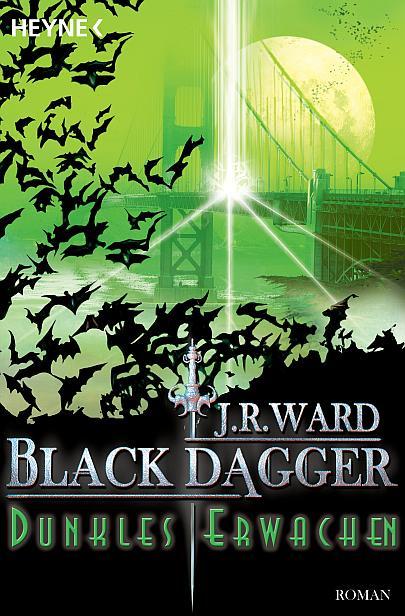 """Cover """"Black Dagger 6 - Dunkles Erwachen"""""""