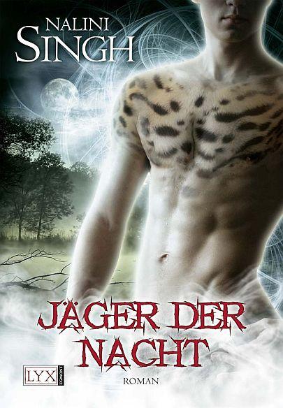 """Cover """"Gestaltwandler 2 - Jäger der Nacht"""""""