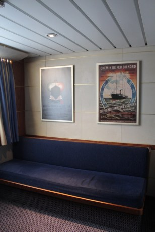 Luxuskabine King Seaways DFDS
