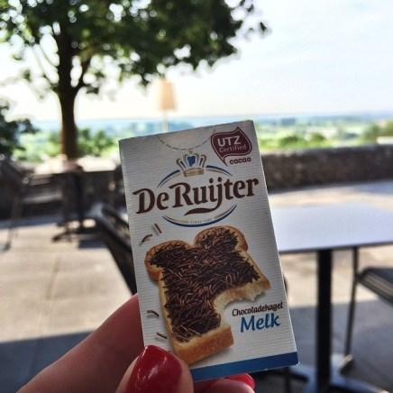 Gehört zu einem niederländischen Frühstück! :-)