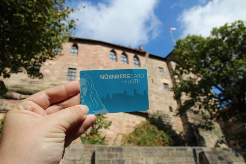 Nürnberg Card im Test