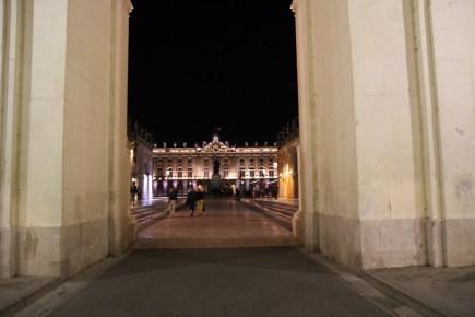 Nachts in Nancy