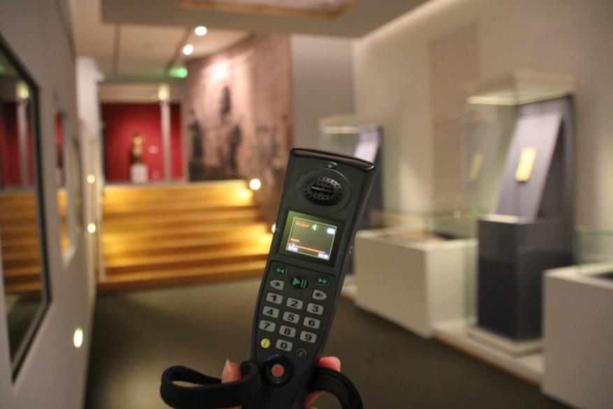 Audio Guide im Diözesemuseum Paderborn