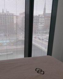 Massage-Räume mit Ausblick