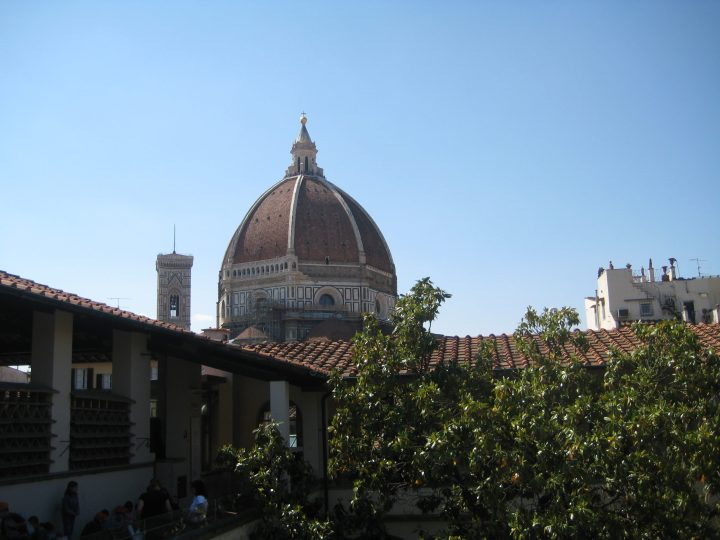 Best Café for a View in Florence