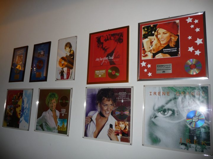 Irene Grandis Wall of Fame