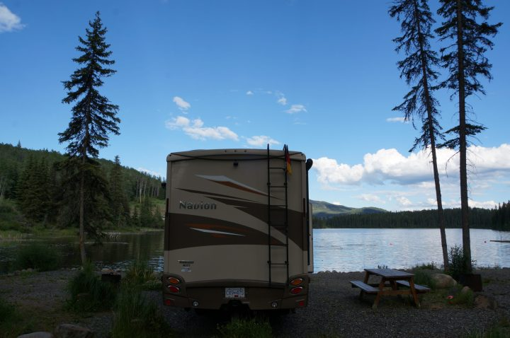 Lac des Roches, Fishing Highway