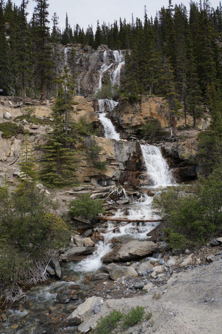 Tangle Falls Alberta
