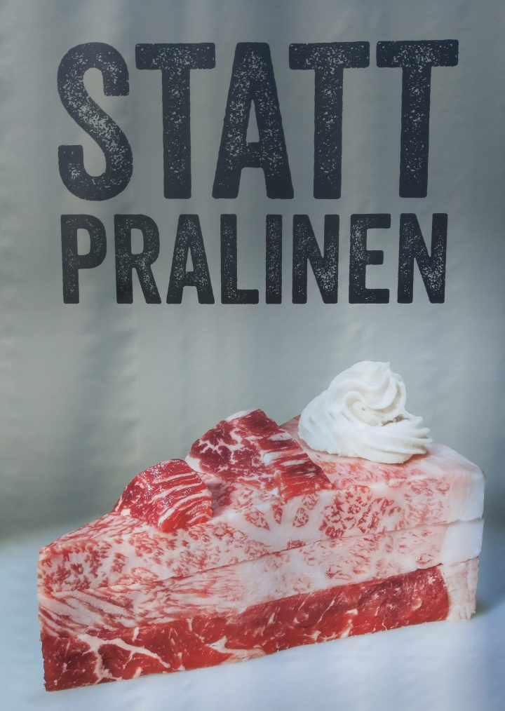 Meat Lovers - Statt Pralinen