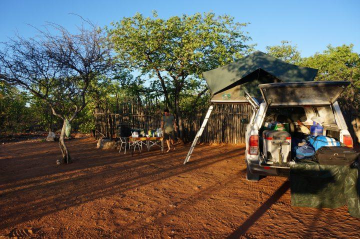 Bambatsi Campingplatz