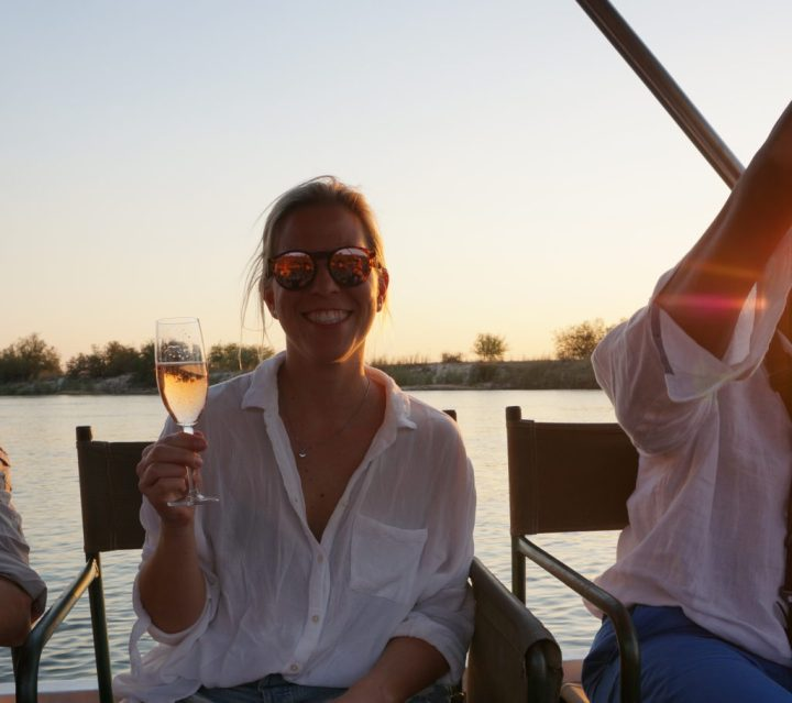 Sunset Champagne Cruise Hakusembe