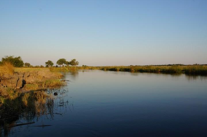 Sambesi River Namibia