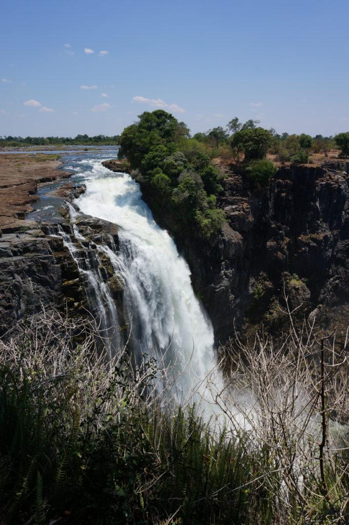 Devils Katarakt Victoria Wasserfall