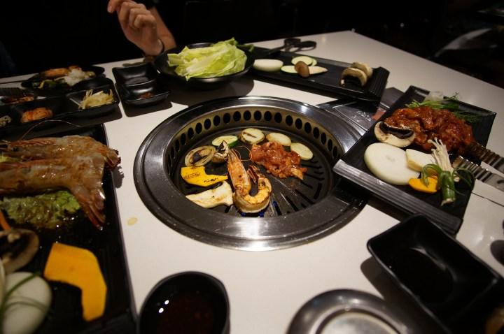 Goong Korean BBQ Perth