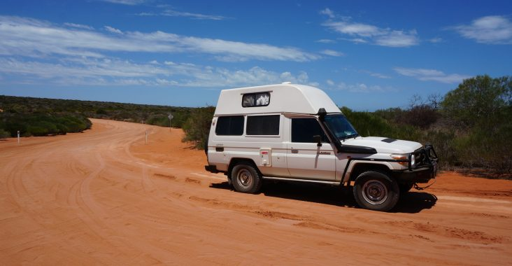 Braucht man 4 WD in Westaustralien