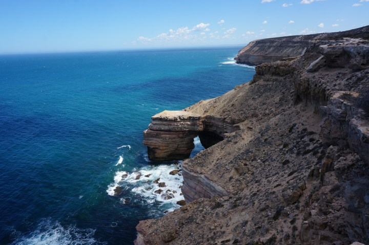 Natural Bridge Kalbarri Coast