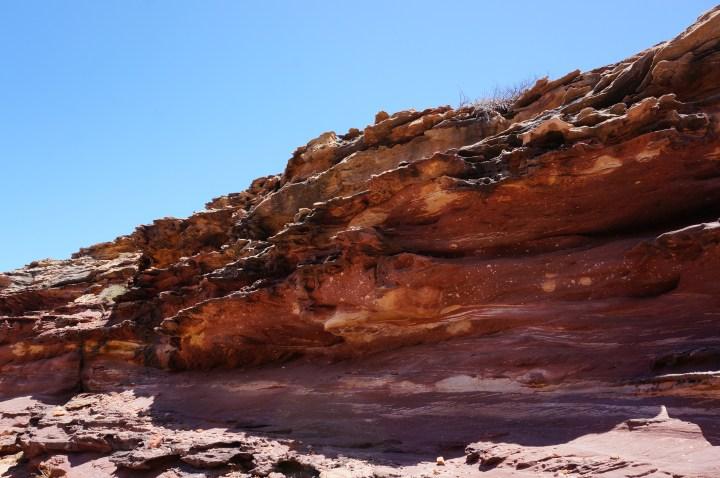 Rote Felsküste Westaustralien