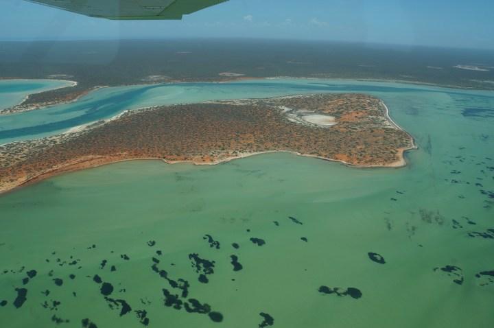 Rundflug Westaustralien