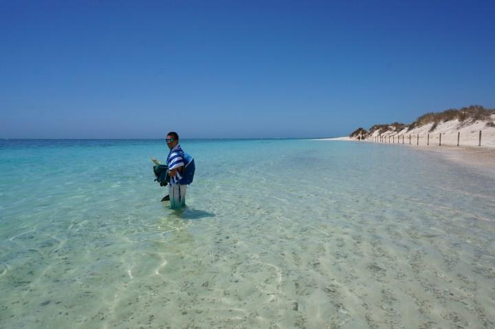 Turquoise Bay Drift