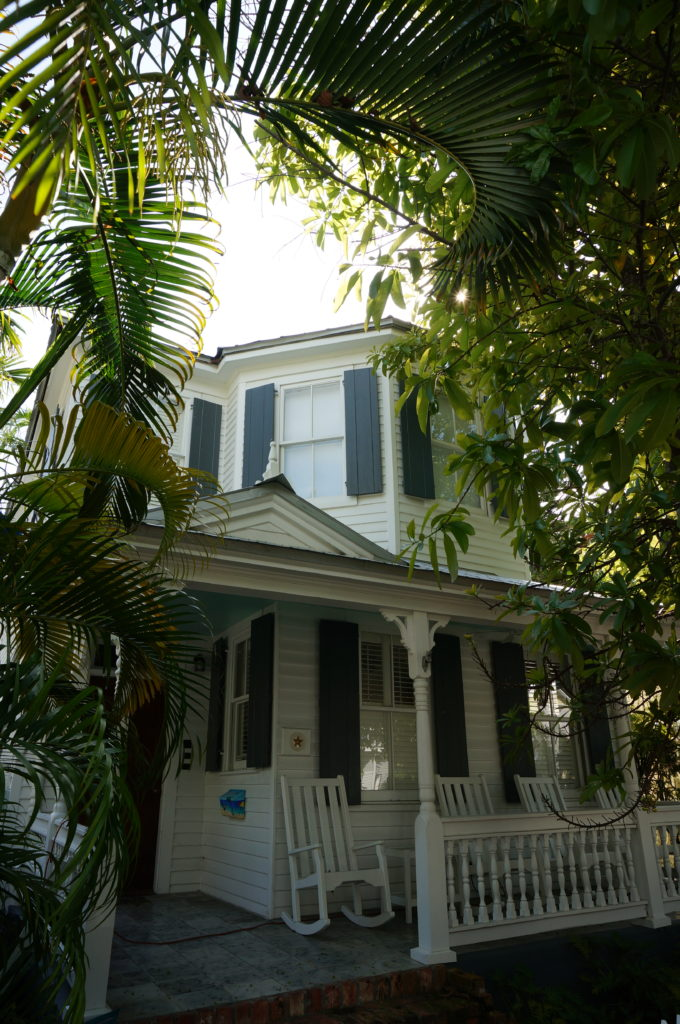 Key West Architektur