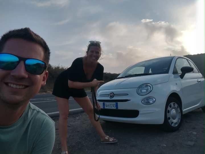 Welches Auto für Sardinien
