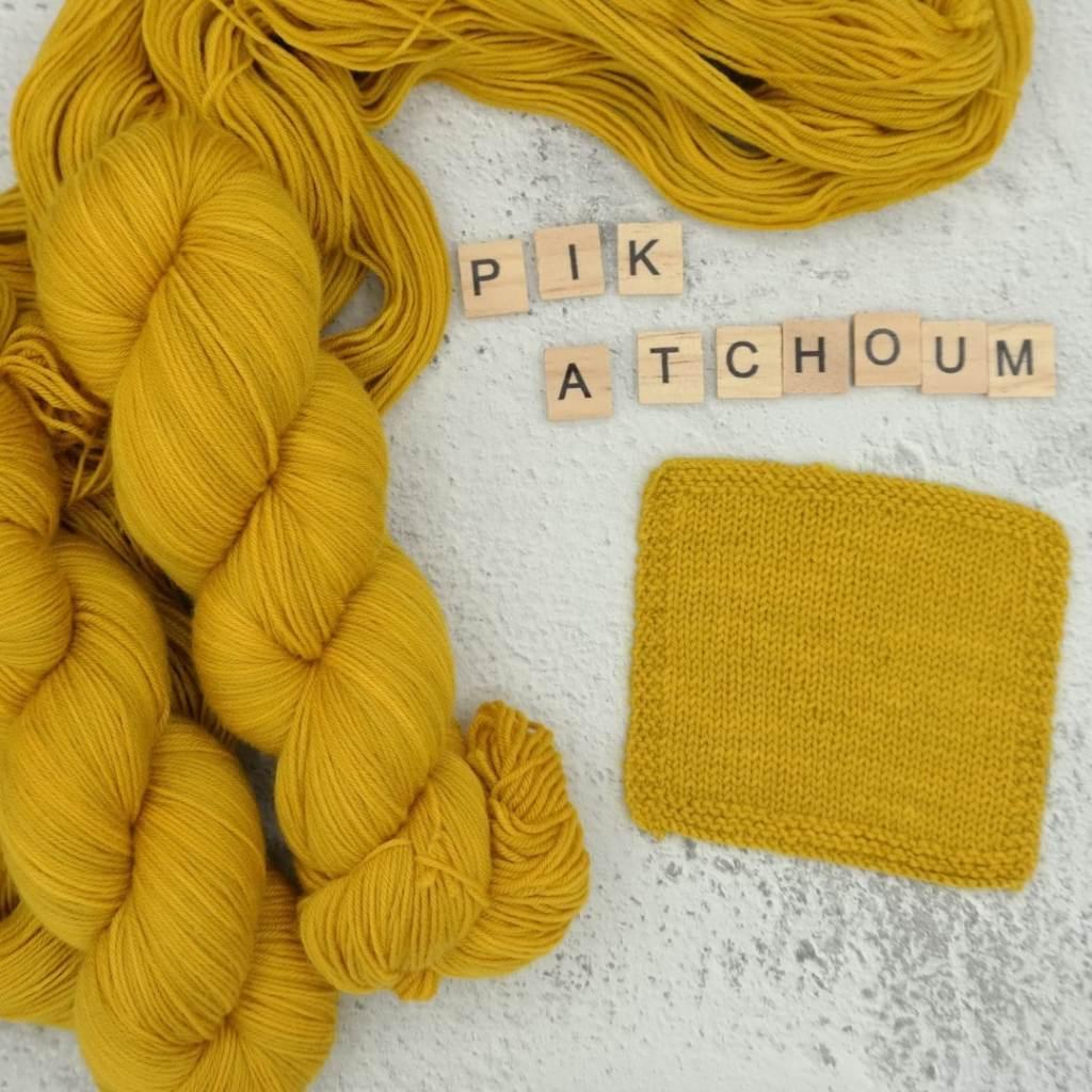 Pik'Atchoum - MÉRINOS SUPERWASH - Fingering