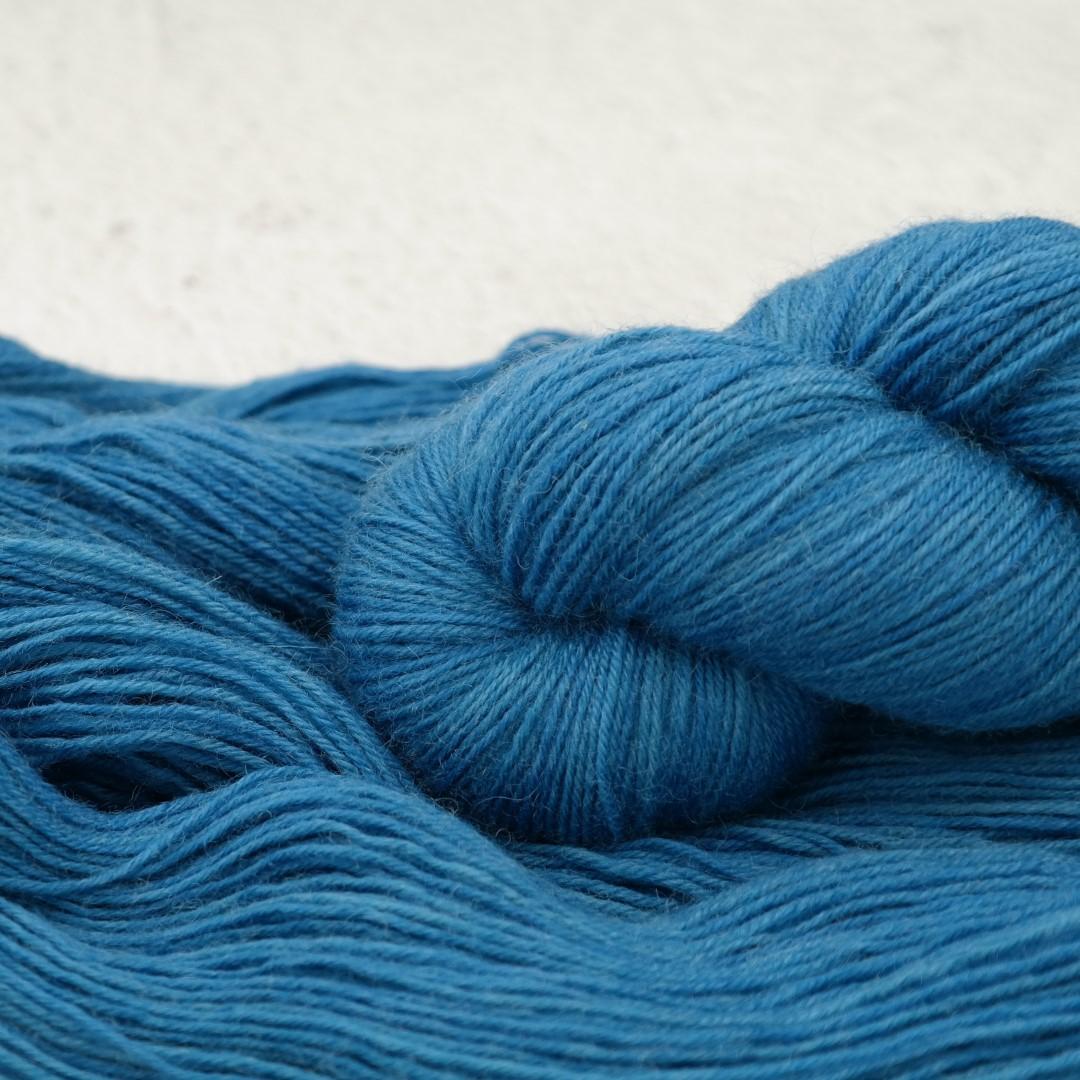 Souffle Bleu - Bluefaced Leicester - Fingering
